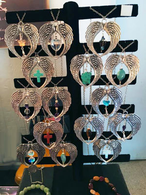 Angel Wings jewelry