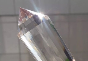 Image: the Vogel crystal