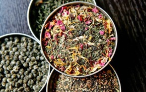 Healing tea used in Emma's Tea Leaf readings.
